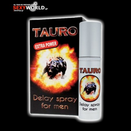 Tauro Extra Strong Delay Spray for Men