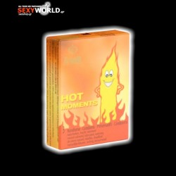 AMOR Condoms Hot Moments 3 Pack