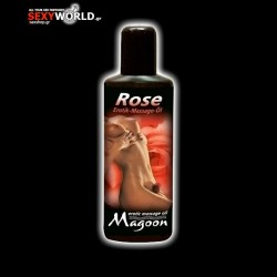 Rose Erotic Massage Oil 100 ml