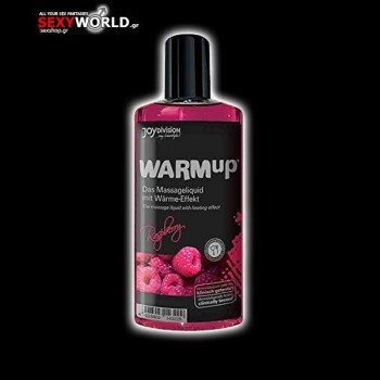 WARMup Massage Oil Raspberry