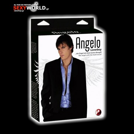 Angelo Male Love Doll