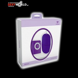 Vibrating Egg Motion Purple Large