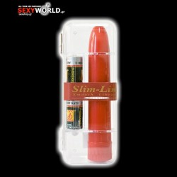 Slim Line Vibrator Red