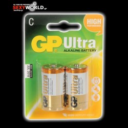 Batteries GP C