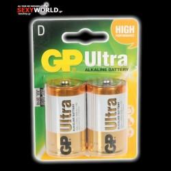 Batteries GP D