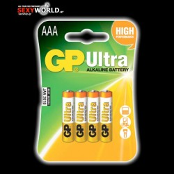 Batteries GP AAA