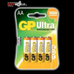 Batteries GP AA
