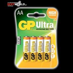 Batteries GP AA