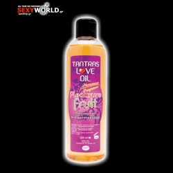 Tantras Love Oil - Pleasure Fruit 125ml
