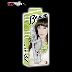 Jelly Beaver Vibrator