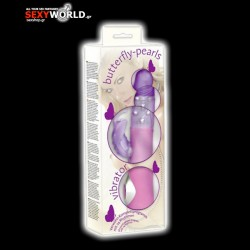 Butterfly Pearl Vibrator