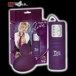 Velvet Purple Pill