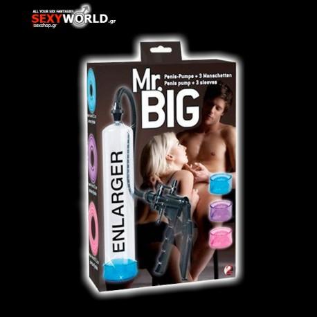 Penis Pump Mr Big