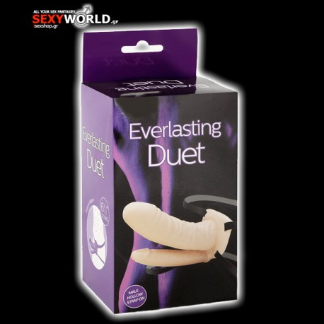 Everlasting Duet Strap-on