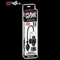 Pump Worx Beginners Vibrating Pump Black