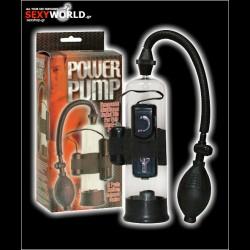 Power Pump Vibrating