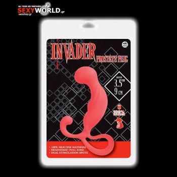 Invader Prostate Plug