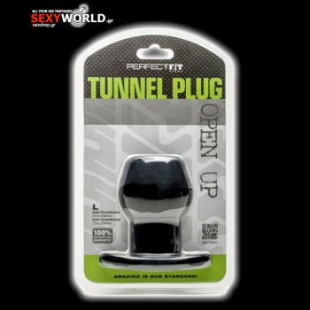 PF Tunnel Plug Large Black