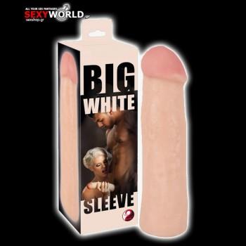 Big Penis Sleeve Black