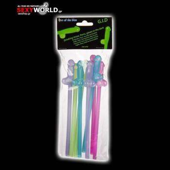 Penis Straws