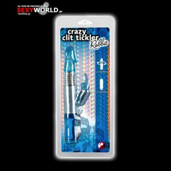 Crazy Clit Tickler Rabbit