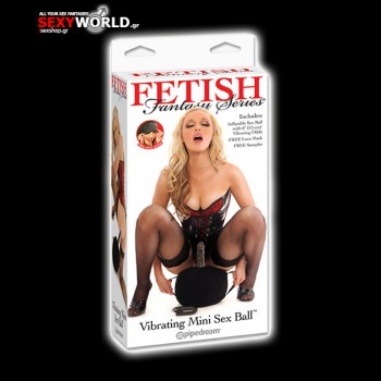 Fetish Fantasy Series Vibrating Mini Sex Ball