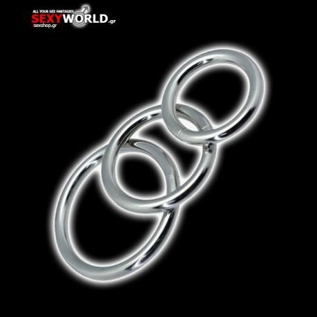 Timeless Metal Rings