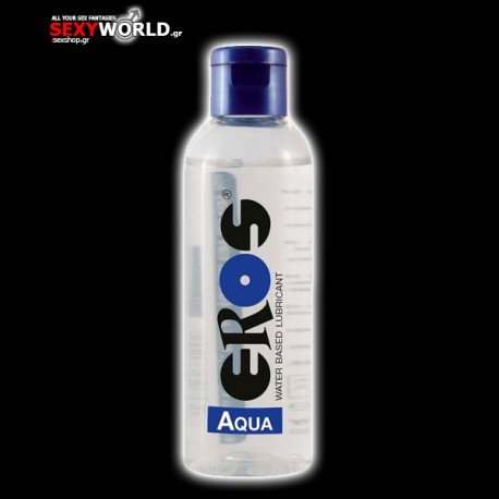EROS Aqua Waterbased Lubricant 100ml