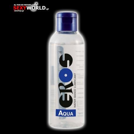 EROS Aqua Waterbased Lubricant 100ml