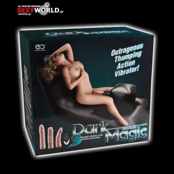 Dark Magic Thrusting Bed