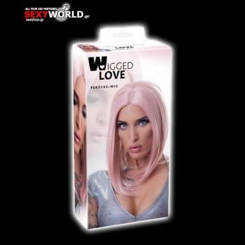 Ροζ Περούκα Bob
