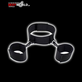 Easy Cuffs Collar Arms Restraint