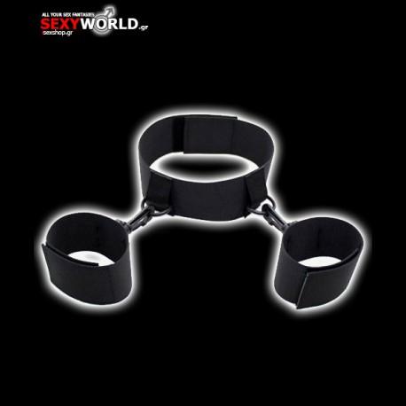 Easy Cuffs Collar Arms Restraint