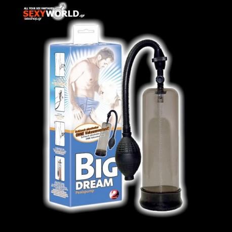Big Dream Penis Pump