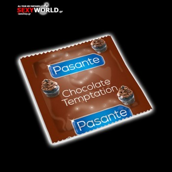 Pasante Strawberry Flavoured Condom