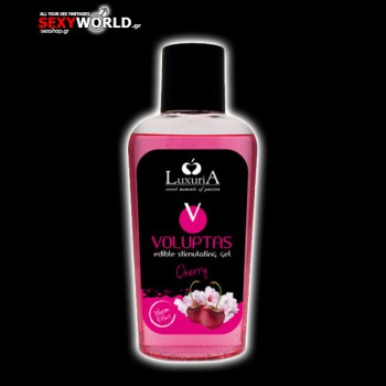 Voluptas Massage Oil Cherry