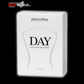 Cobeco PheroFem Eau De Parfum Day