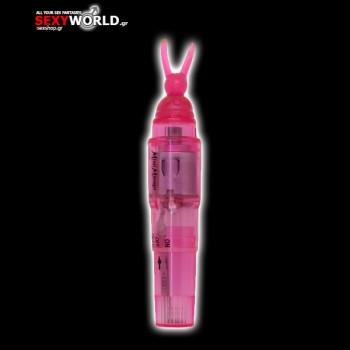 Mini Vibrator Timeless Clit Tickler Pink