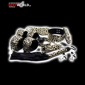 Wild Bondage Kit Leopard
