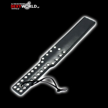 Spank Paddle Black