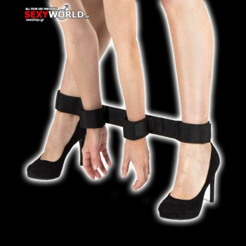 Leg Restraint Cuffs and Handcuffs