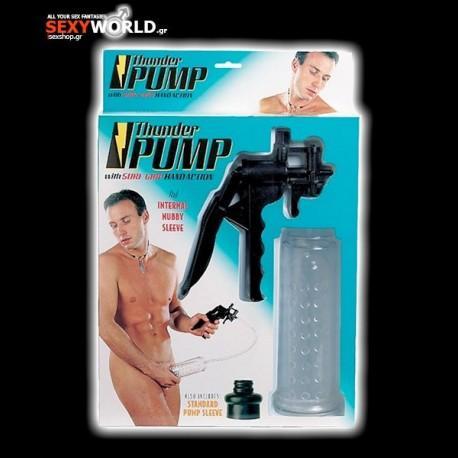 Thunder Penis Pump