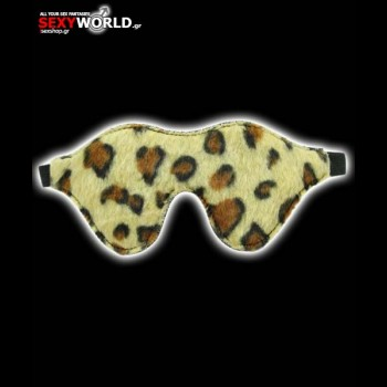 Blind Mask Leopard