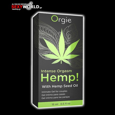 Intense Orgasm Hemp