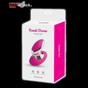 Vaginal Stimulator Pink