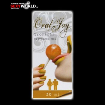 Oral Joy Vanilla 30ml