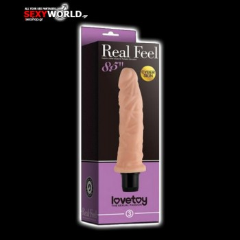 Real Feel Cyberskin Vibrator 8