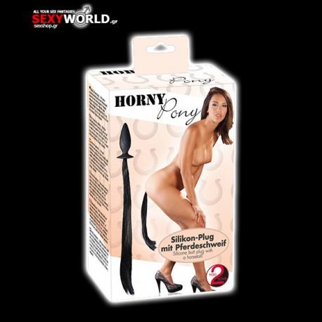 Horny Pony Plug