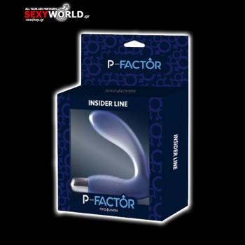 Insider Line P-FACTOR