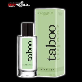Espiegle Taboo Perfume with Pheromones For Her